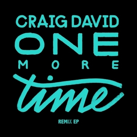 One More Time (Remixes) 專輯封面