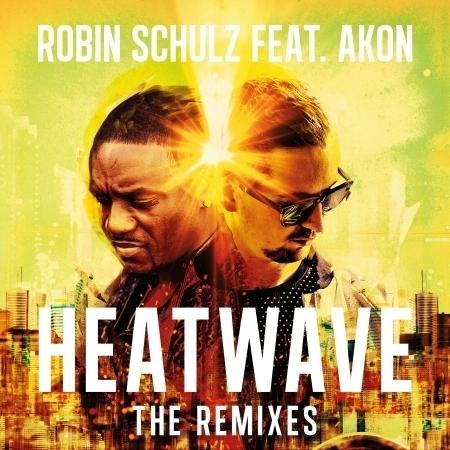 Heatwave (feat. Akon) [The Remixes] 專輯封面