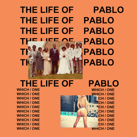 The Life Of Pablo 專輯封面