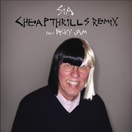 Cheap Thrills Remix (feat. Nicky Jam) 專輯封面