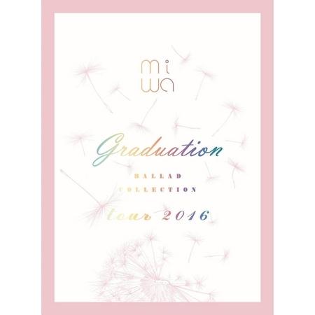 miwa情歌精選tour 2016 ~graduation~ 專輯封面