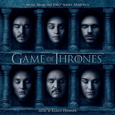Game of Thrones (Music from the HBO Series - Season 6) 專輯封面