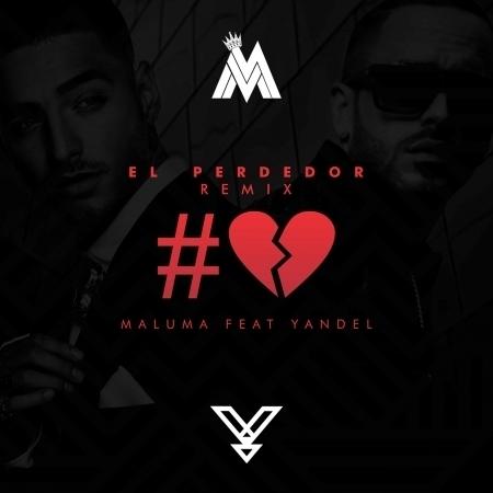 El Perdedor (feat. Yandel) [The Remix] 專輯封面