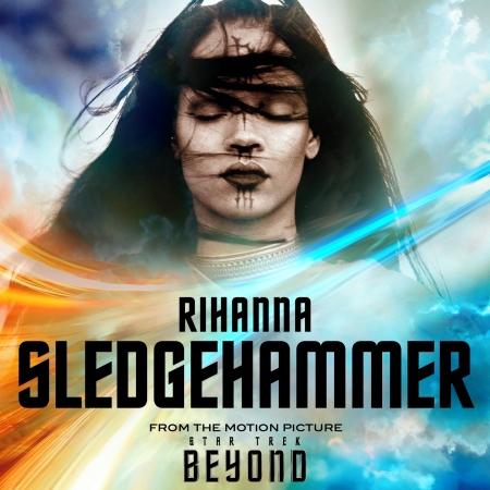 "Sledgehammer (From The Motion Picture ""Star Trek Beyond"") 專輯封面"