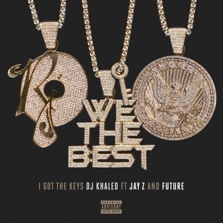 I Got the Keys (feat. Jay Z & Future) 專輯封面