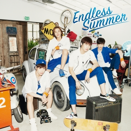 Endless Summer 專輯封面