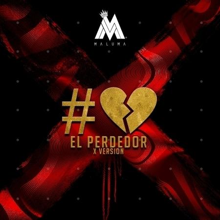 El Perdedor (MAD Remix) 專輯封面