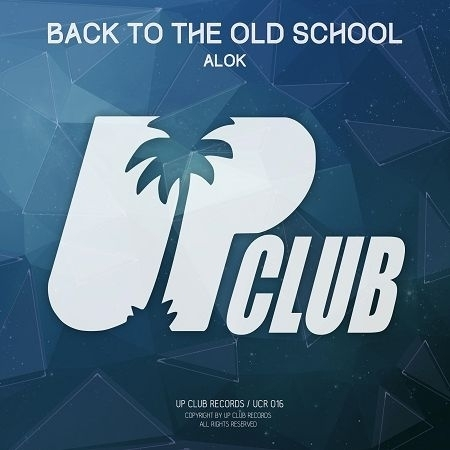 Back To The Old School EP 專輯封面