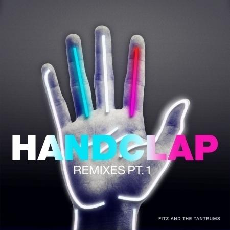 HandClap (Remixes Pt. 1) 專輯封面