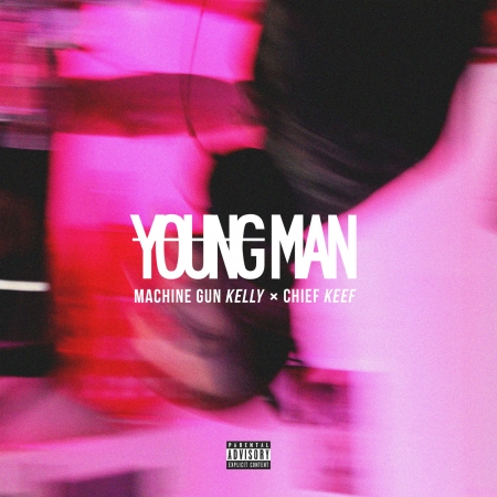 Young Man (feat. Chief Keef) 專輯封面