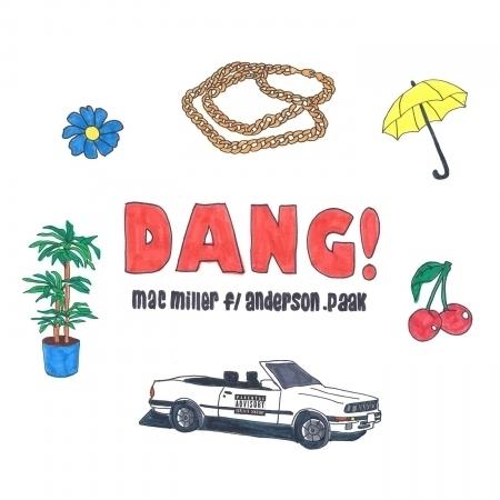 Dang! (feat. Anderson .Paak) 專輯封面