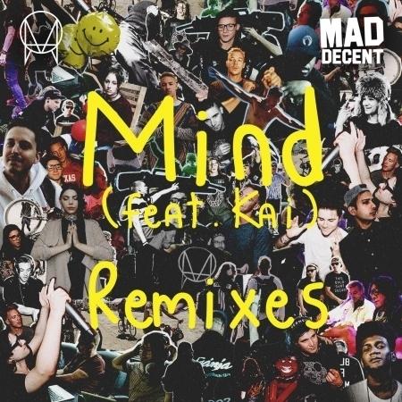 Mind (feat. Kai) [Remixes] 專輯封面