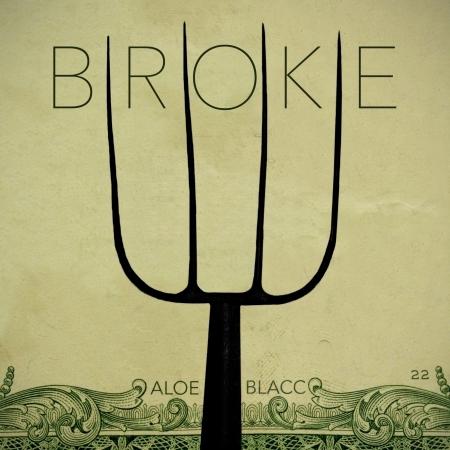 Broke 專輯封面