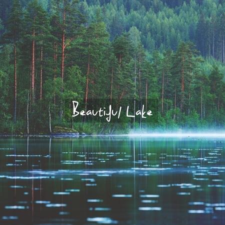 優美湖畔:Beautiful Lake 專輯封面