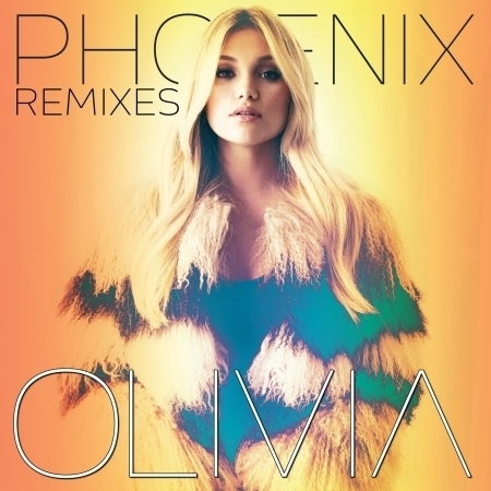 Phoenix - The Remixes 專輯封面