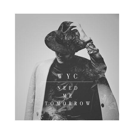 Need Me Tomorrow 專輯封面