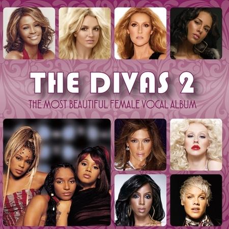 The Divas 2 歌后讚2 專輯封面