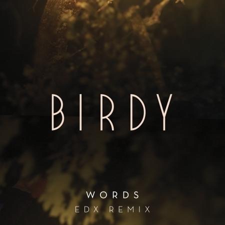 Words (EDX Remix) 專輯封面