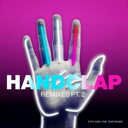 HandClap (Remixes Pt. 2) 專輯封面