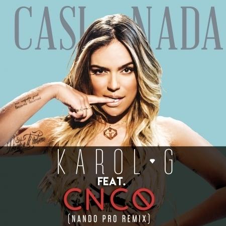 Casi Nada (Nando Pro Remix) 專輯封面