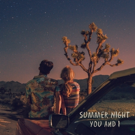 Summer night You and I 專輯封面