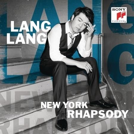 New York Rhapsody 專輯封面