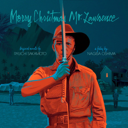 Merry Christmas Mr. Lawrence (Original Motion Picture Soundtrack) 專輯封面
