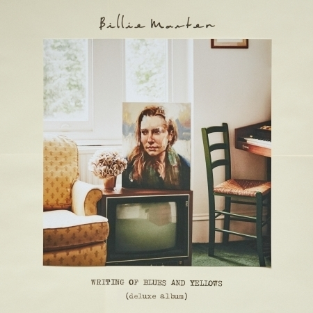 Writing of Blues and Yellows (Deluxe Version) 專輯封面