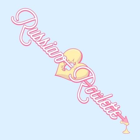 第三張迷你專輯『Russian Roulette』 專輯封面