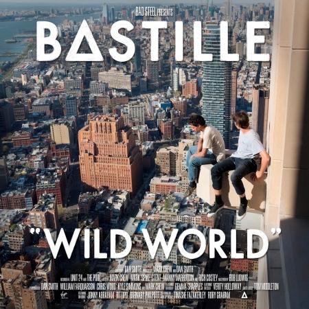 Wild World 專輯封面