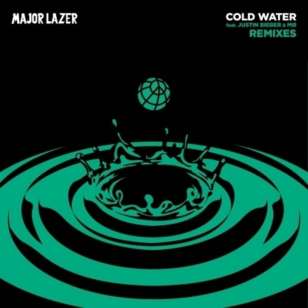 Cold Water (feat. Justin Bieber & MØ) [Remixes] 專輯封面