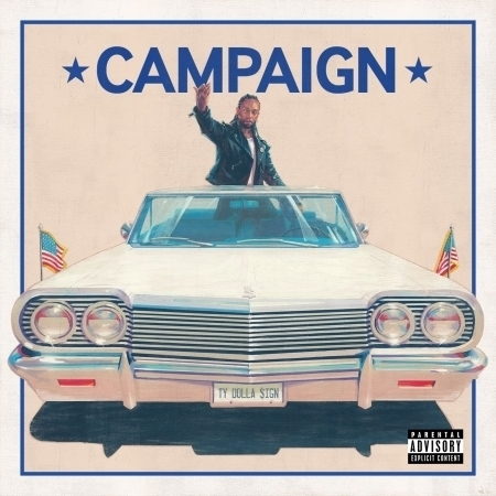 Campaign 專輯封面