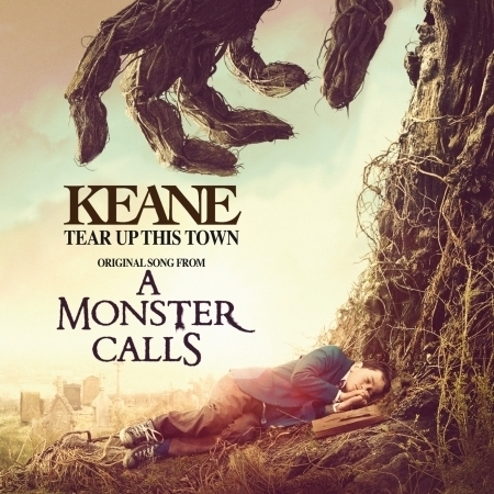 """Tear Up This Town (From """"A Monster Calls"""" Original Motion Picture Soundtrack) 專輯封面"""