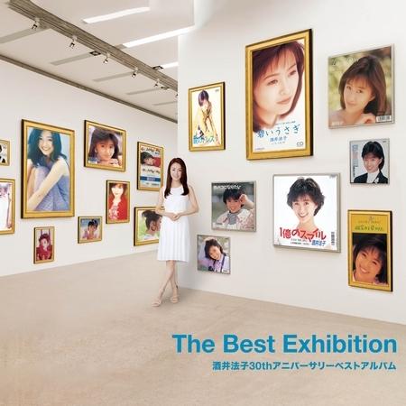 The Best Exhibition 30週年紀念精選 專輯封面