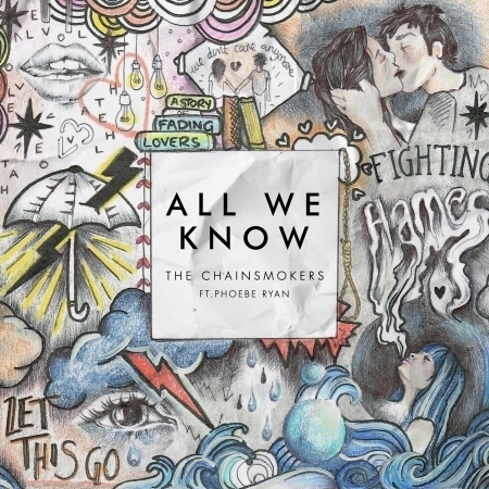 All We Know (feat. Phoebe Ryan) 專輯封面