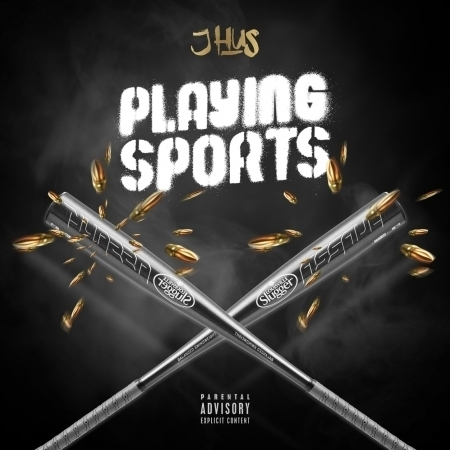 Playing Sports - EP 專輯封面