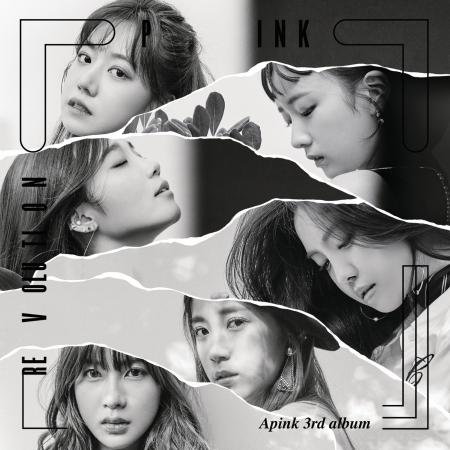 Pink Revolution 專輯封面