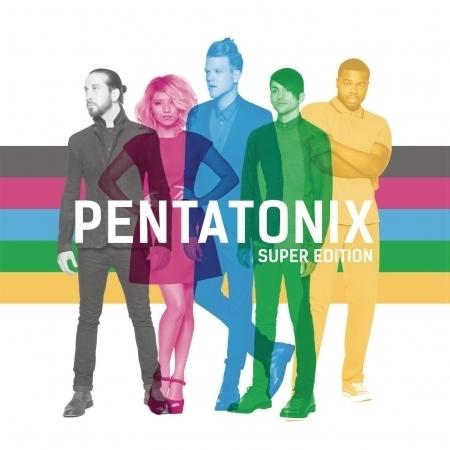 Pentatonix (Super Edition) 專輯封面