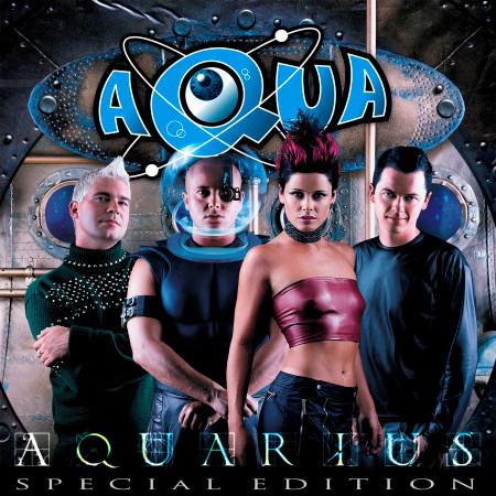 Aquarius (Special Edition) 專輯封面