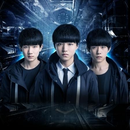未來的進擊 (網路劇《超少年密碼》主題曲) 專輯封面