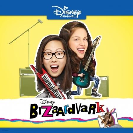 Bizaardvark (Music from the TV Series) 專輯封面