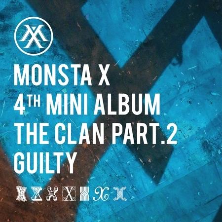 THE CLAN pt.2 <GUILTY> 專輯封面