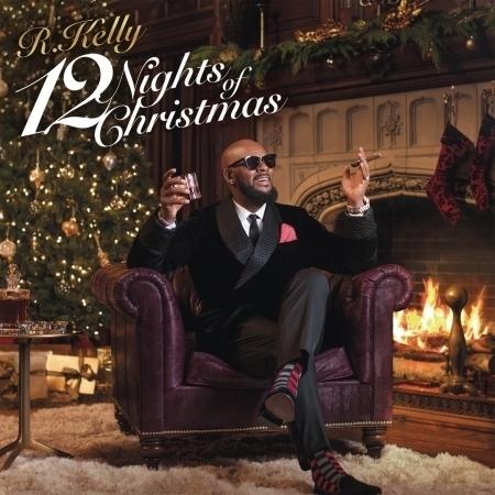 12 Nights Of Christmas 聖誕十二夜 專輯封面