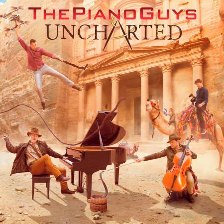 Uncharted 專輯封面