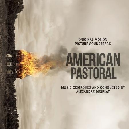 American Pastoral (Original Motion Picture Soundtrack) 專輯封面