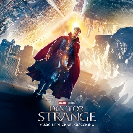 Doctor Strange (Original Motion Picture Soundtrack) 專輯封面