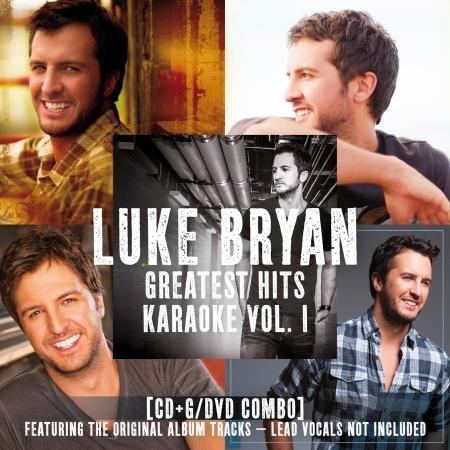 Greatest Hits Karaoke (Vol. 1) 專輯封面