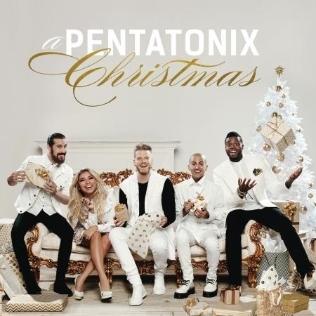 A Pentatonix Christmas 專輯封面