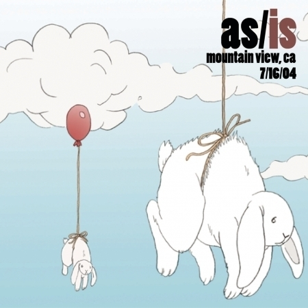 As/Is: Mountain View, CA - 7/16/04 專輯封面