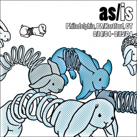 As/Is:  Philadelphia, PA/Hartford, CT - 8/14-8/15/04 專輯封面